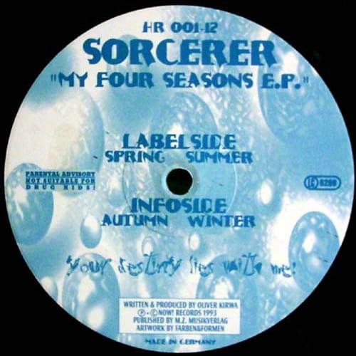 Download Sorcerer - My Four Seasons E.P. mp3