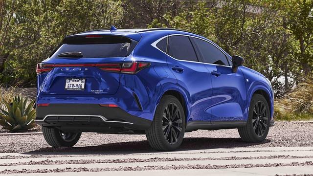 2021 - [Lexus] NX II - Page 2 C783614-C-5-B6-A-4693-AE70-688-FAC90-C412