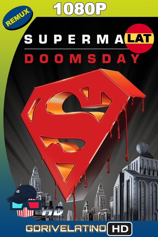 Superman: Doomsday (2007) BDRemux 1080p Latino-Inglés MKV