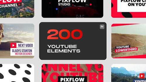 YouTube Elements for Premiere Pro 33173834 -  Premiere Pro Templates (Videohive)