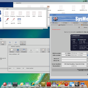 Sysmon-speedtest