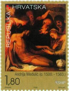 2000. year ZNAMENITI-HRVATI-500-OBLJETNICA-RO-ENJA-ANDRIJE-MEDULI-A
