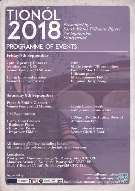 poster programme 2018