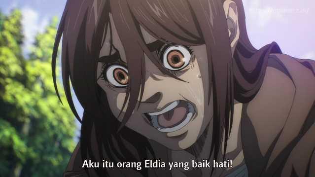 Shingeki no Kyojin Season 4 Episode 11 Subtitle Indonesia