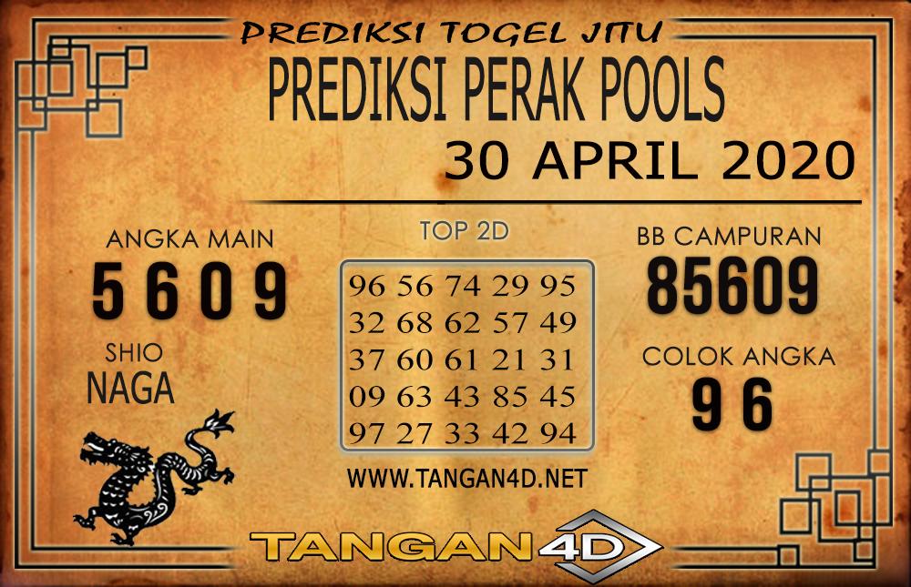 PREDIKSI TOGEL PERAK TANGAN4D 30 APRIL 2020