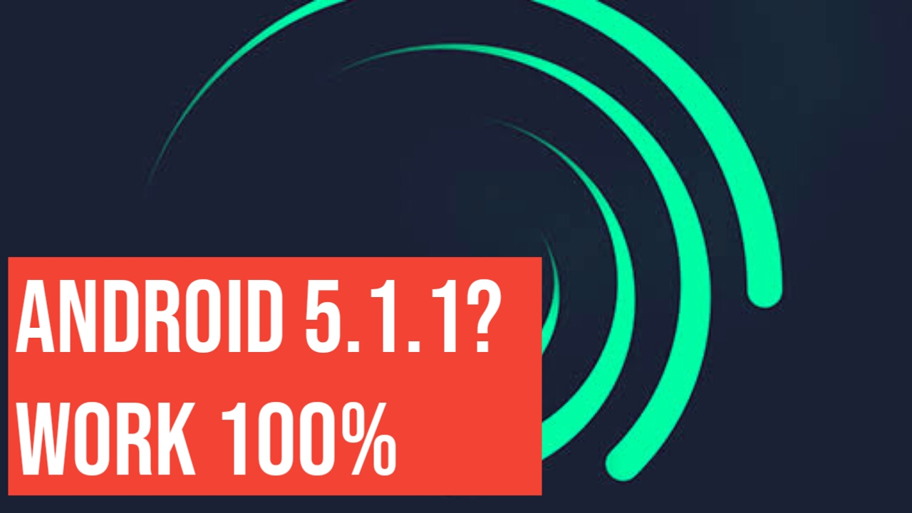 Alight Motion Support Android 5.1.1 Terbaru