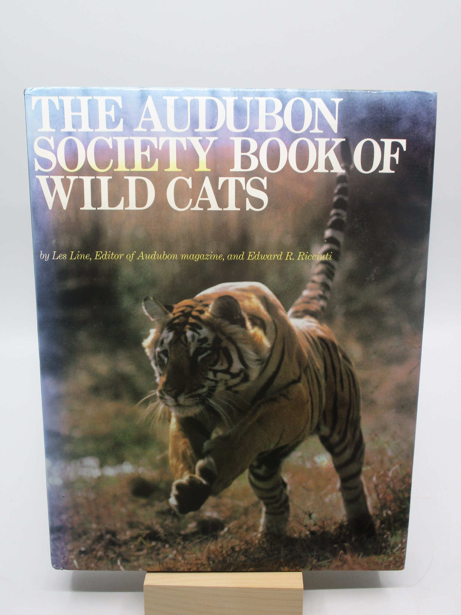 Image for The Audubon Society Book of Wild Cats (First Edition)