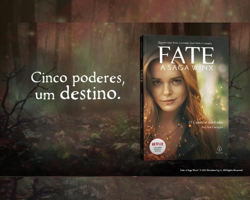 """Editora Principis lança esse mês livro baseado na Série """"Fate: A Saga Winx"""""""