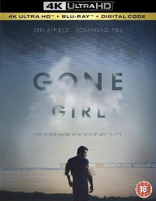L'Amore Bugiardo - Gone Girl (2014) UHD 2160p WEBrip HDR10 HEVC DTS ITA/ENG