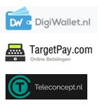 DigiWallet, TargetPay & TeleConcept