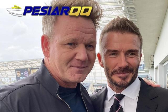 Gordon Ramsay Bakal Jadi Chef di Pernikahan Putra David Beckham