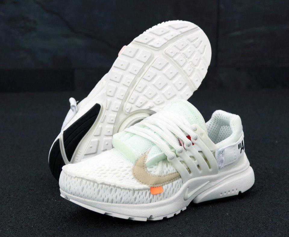 Кроссовки мужские Nike Presto x OFF-WHITE