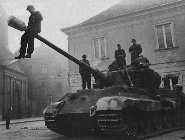 Pz.VI Royal Tiger