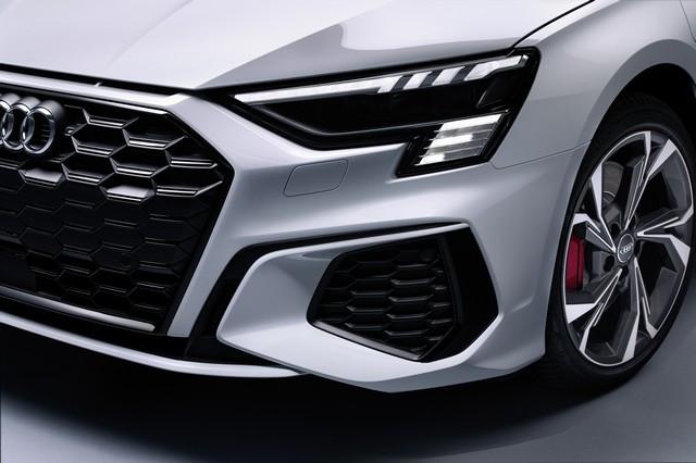 Hybride compacte avec une puissance de 245ch : l'Audi A3 Sportback 45 TFSI e A208944-medium