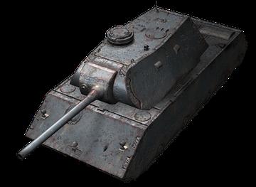 Премиум танк VK 168.01 (P) World of Tanks Blitz