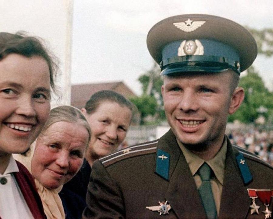 Жизнь СССР в фотографиях Юрия Абрамочкина 24