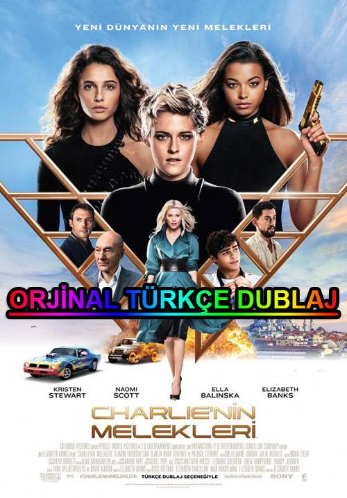 Charlie'nin Melekleri | Charlie's Angels | 2019 | BDRip | XviD | Türkçe Dublaj | 4K - m720p - m1080p | BluRay | Dual | TR-EN | Tek Link