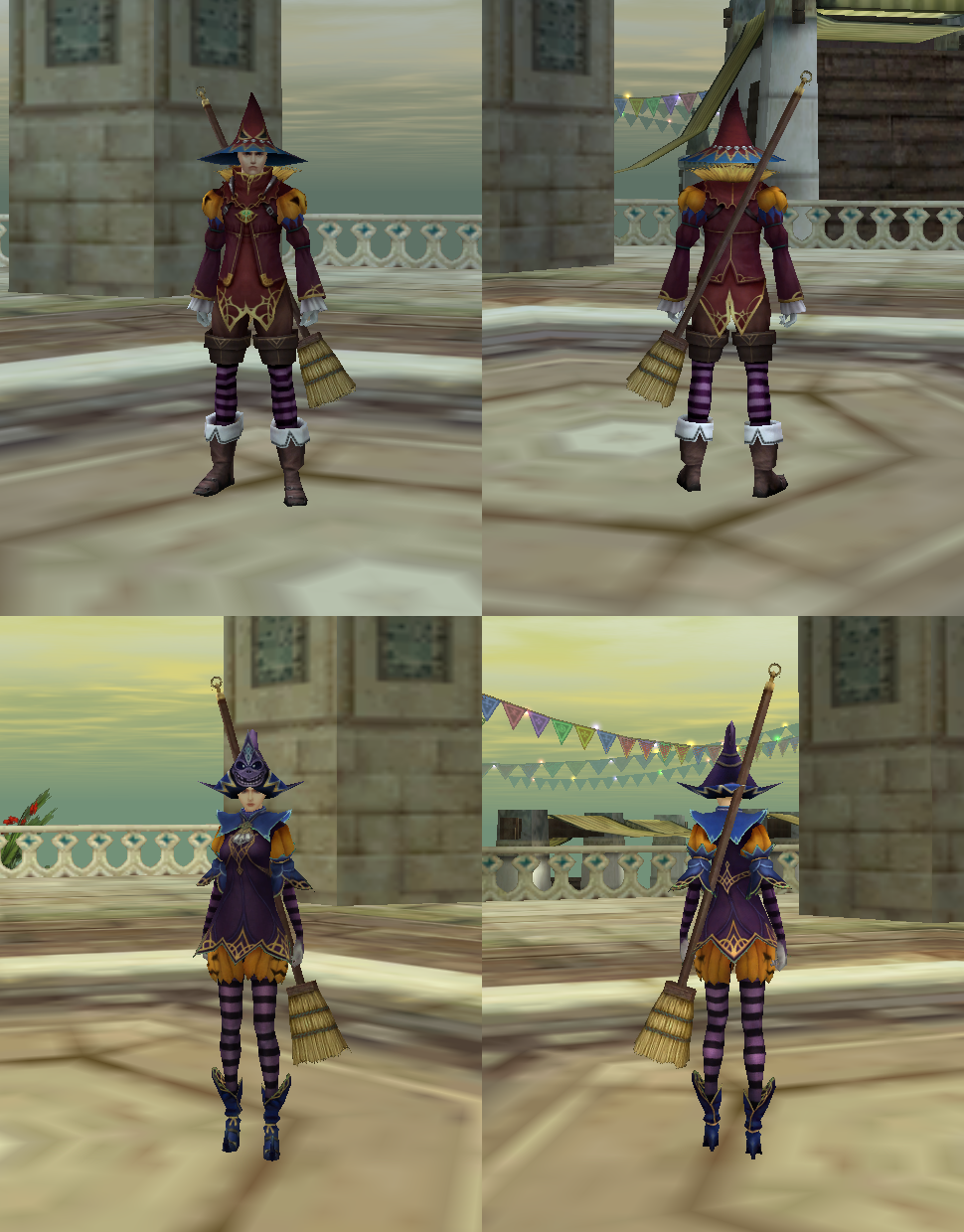 Wizard-s-Witch-s-Costume