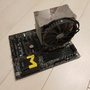 P: i7 4790K + chladic Scythe na doske MSI Z97 Mpower Max AC