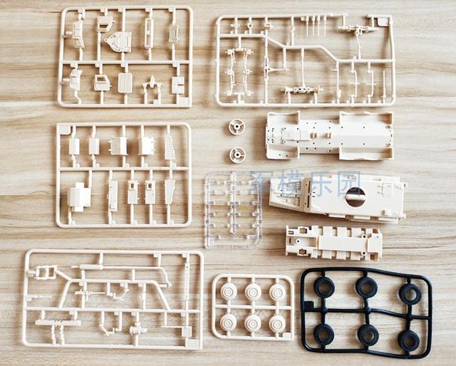 """""""4D puzzle model"""" -Китайский производитель Cougar-2"""