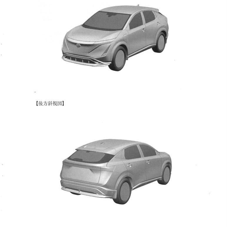 Nissan Ariya (2020) 3