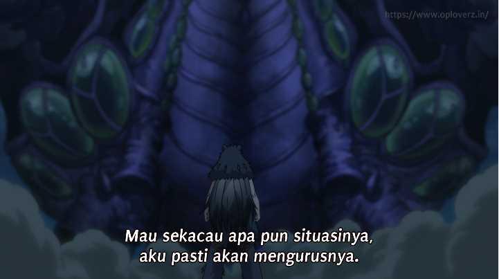 Infinite Dendrogram Episode 13 Subtitle Indonesia