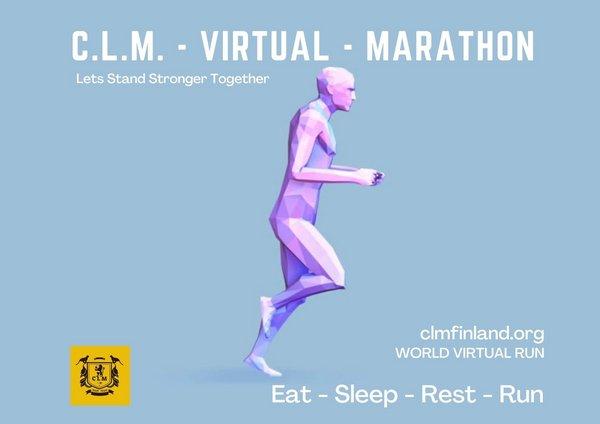 World-virtual-marathon-run