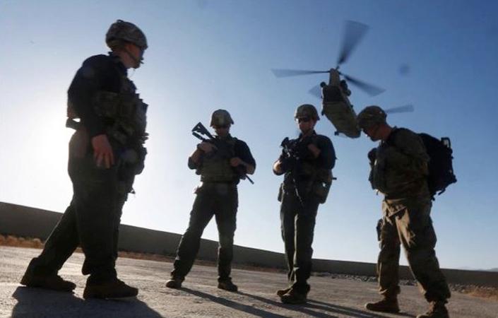 আফগানিস্তান থেকে সেনা প্রত্যাহার শুরু করেছে যুক্তরাষ্ট্র