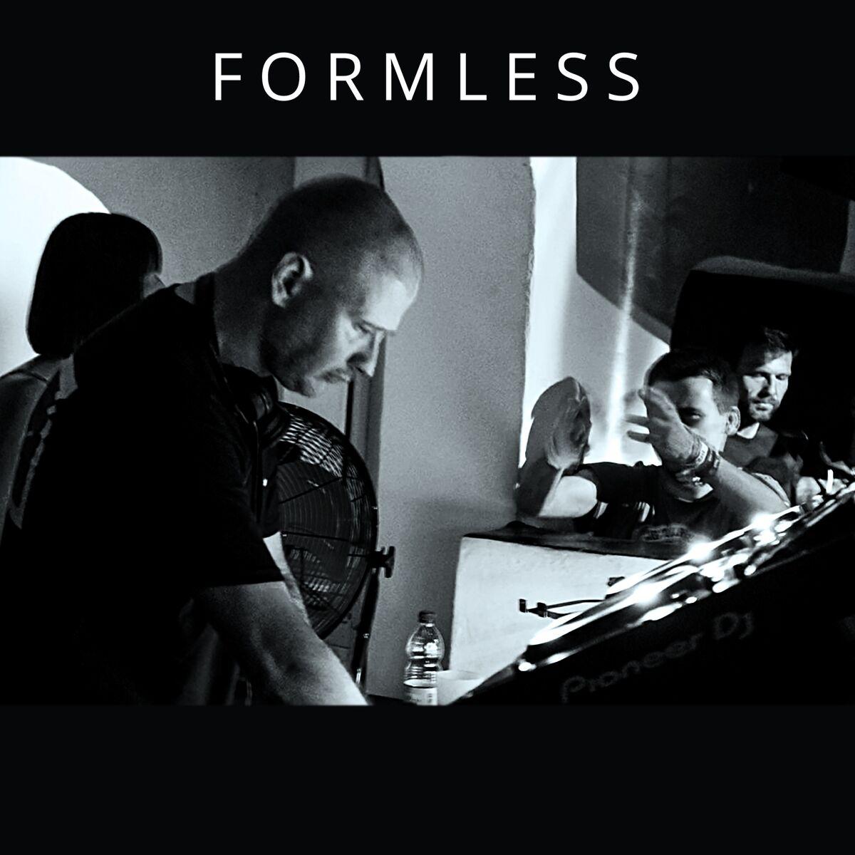 Response - Formless MCR promo mix (Oldskool jungle)