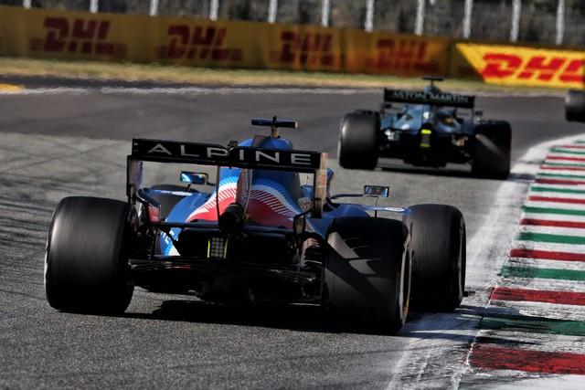 Alpine poursuit sa série d'entrées dans les points avec un double top dix à Monza Grand-Prix-d-Italie-2021-Alpine-A521-N14-Fernando-ALONSO-4