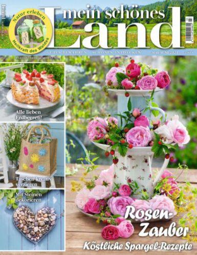 Cover: Mein schönes Land Magazin Mai-Juni 2021