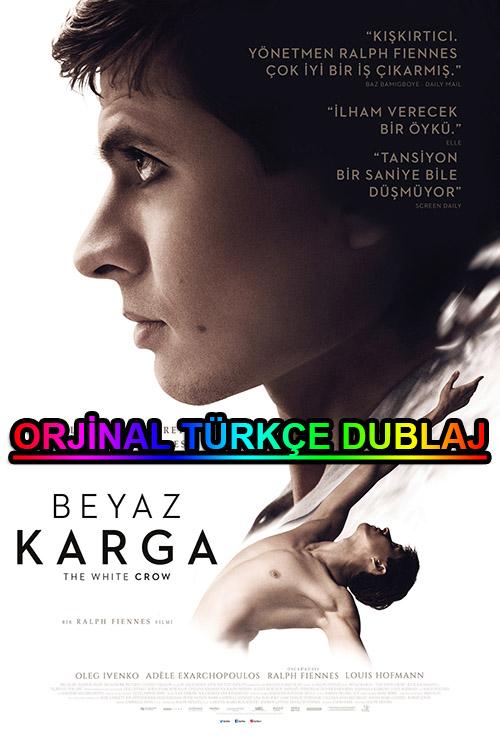 Beyaz Karga | The White Crow | 2019 | BDRip | XviD | Türkçe Dublaj | m720p - m1080p | BluRay | Dual | TR-EN | Tek Link