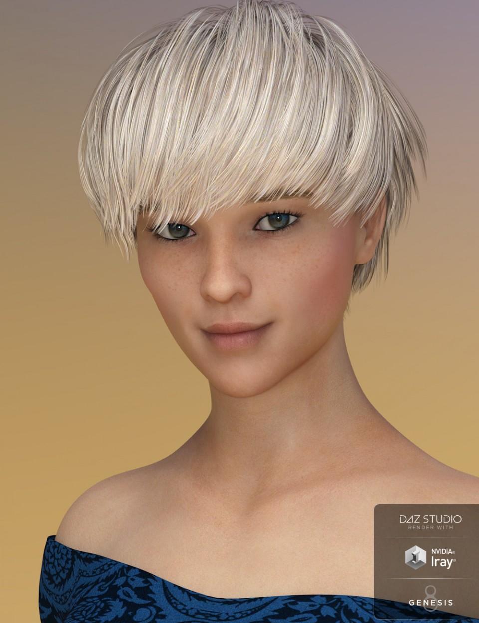 AQ Alva HD for Genesis 8 Female