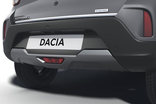 Nouvelle Dacia Spring Electric : La Révolution Électrique De Dacia 2020-Dacia-SPRING-20