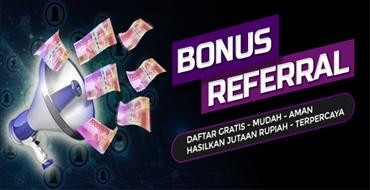 Referal Slot Terbesar Se Indonesia