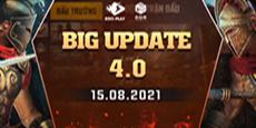 Hé lộ những thay đổi hấp dẫn tại EGOPLAY BIG UPDATE 4.0