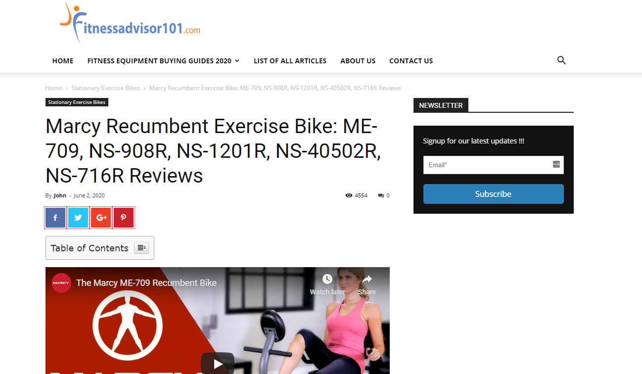 Significance about Looking At Exercise Bike Reviews