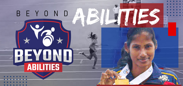 Beyond Abilities: The story of Sri Lanka's first female Paralympian