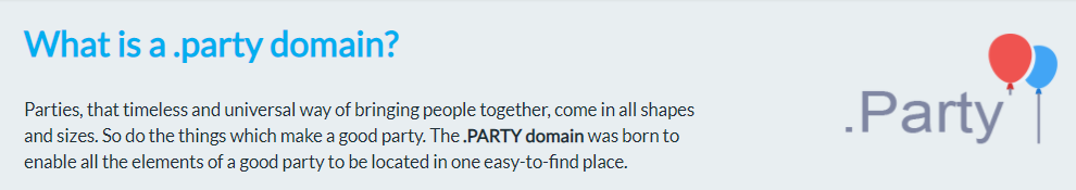dot-party