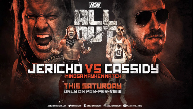 Chris Jericho vs. Orange Cassidy