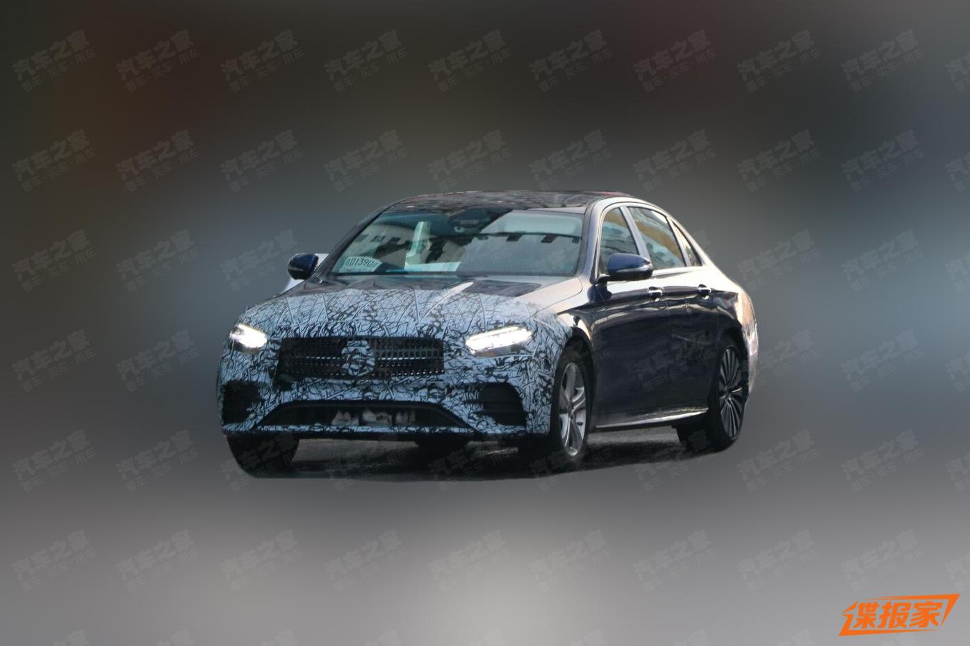 2020 Mercedes-Benz Clase E Facelift 17
