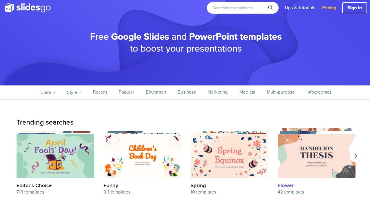 download gratis template powerpoint