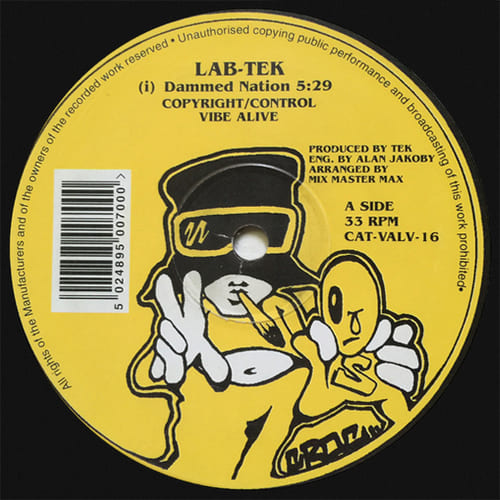 Download Lab-Tek - Dammed Nation / Weird Science / Tik Tok mp3