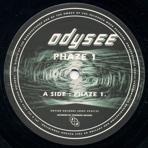 Download Phaze 1 - Phaze 1 / Try A Style mp3