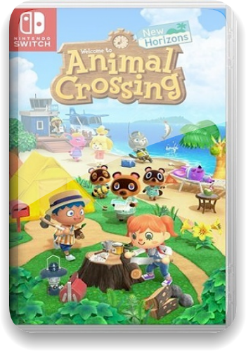 Animal Crossing: New Horizons (v.1.3.1 + DLC) [2020г.]