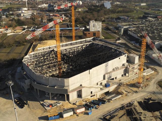 « Arena Futuroscope » grande salle de spectacles et de sports · 2022 - Page 16 102002070246-zoom
