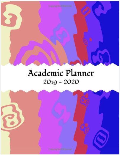 student academic planner 2020