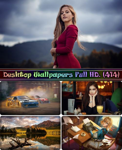 Desktop Wallpapers Full HD. Part 414