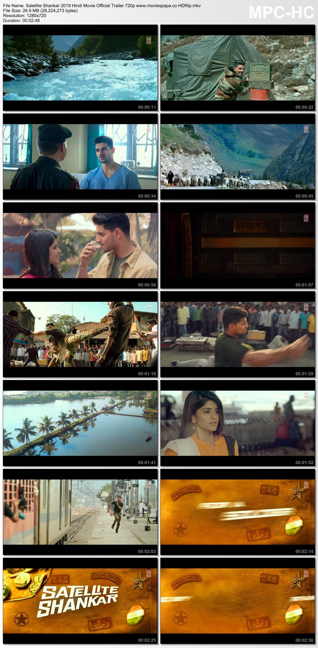 mkv movie 2019 Satellite Shankar 2019 Hindi Movie Official Trailer 720p