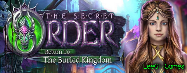 The Secret Order 8: Return to the Buried Kingdom [Beta Version]